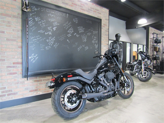 2021 Harley-Davidson Cruiser FXLRS Low Rider S at Cox's Double Eagle Harley-Davidson