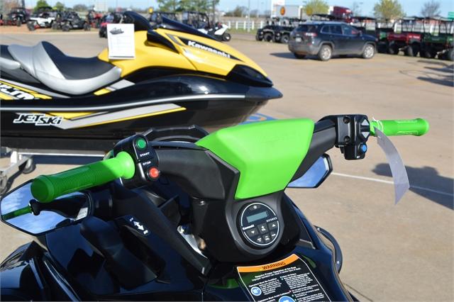 2021 Kawasaki Jet Ski STX 160LX at Shawnee Honda Polaris Kawasaki