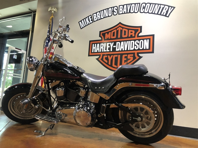 2007 Harley-Davidson Softail Fat Boy at Mike Bruno's Bayou Country Harley-Davidson