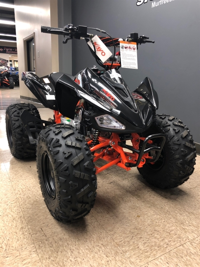 2020 KAYO USA, A & G Distributing PREDATOR 125 AT125-B-BLK at Sloans Motorcycle ATV, Murfreesboro, TN, 37129