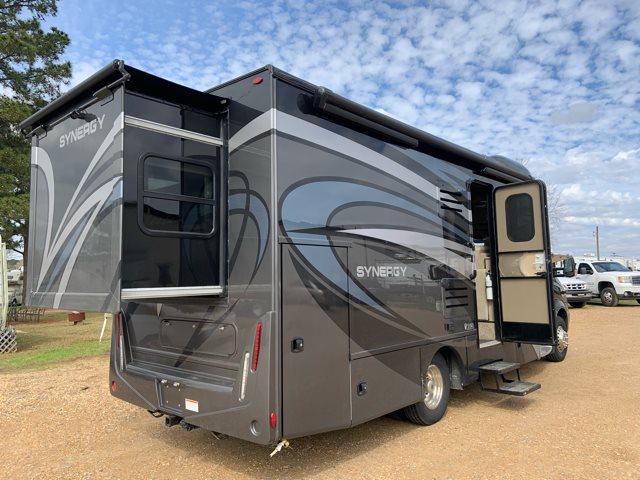 2019 Thor Motor Coach Synergy Sprinter 24SK Rear Bed at Campers RV Center, Shreveport, LA 71129