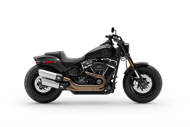 2020 Harley-Davidson Softail Fat Bob 114 at Holeshot Harley-Davidson