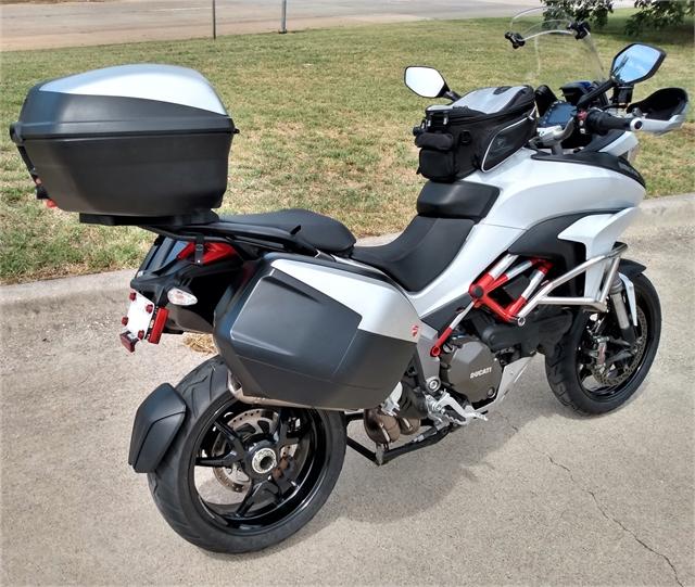2015 Ducati Multistrada 1200 S at Eurosport Cycle