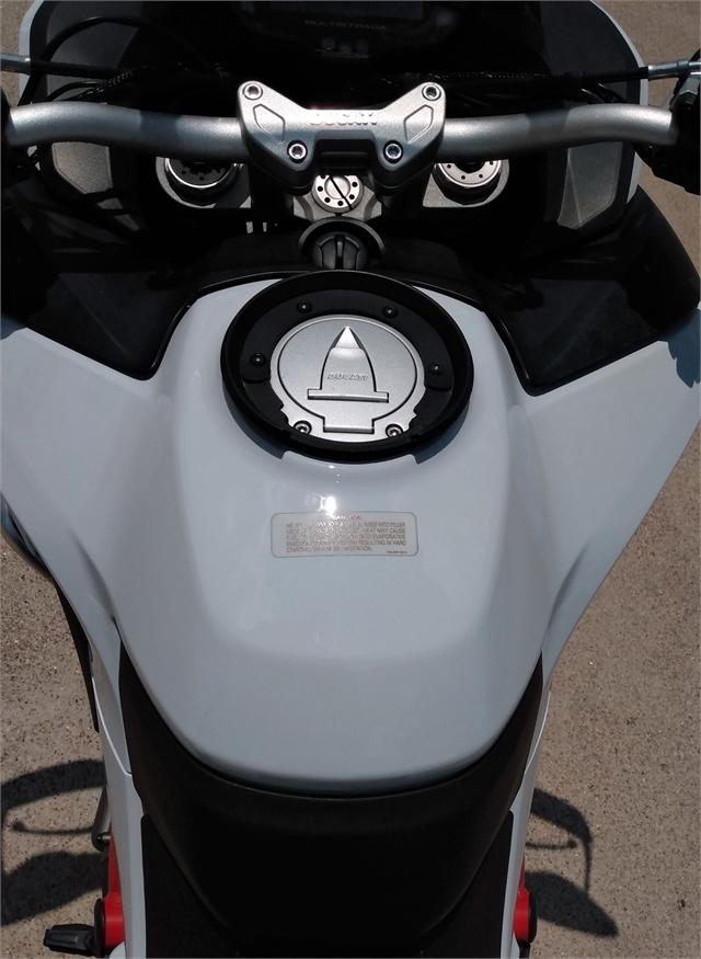 2015 Ducati Multistrada 1200 at Eurosport Cycle