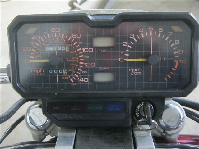 1983 Honda Nighthawk 650 CB650SC at Brenny's Motorcycle Clinic, Bettendorf, IA 52722