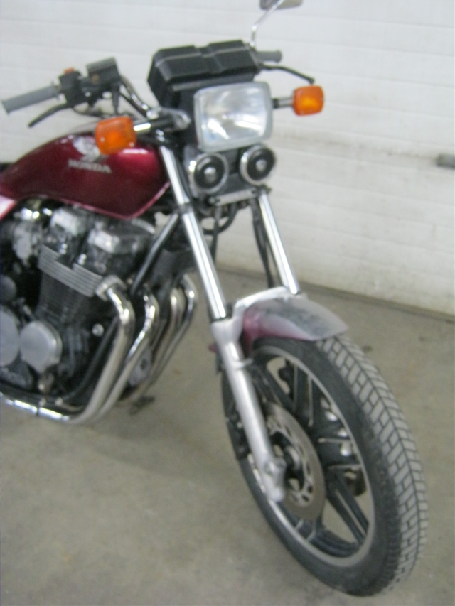1983 Honda Nighthawk 650 CB650SC at Brenny's Motorcycle Clinic, Bettendorf, IA 52722