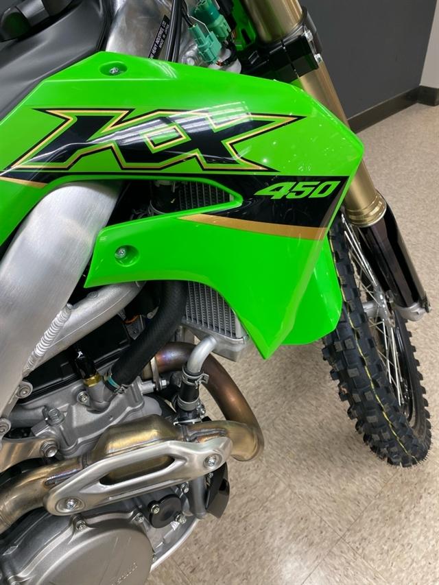 2022 Kawasaki KX KX450 at Sloans Motorcycle ATV, Murfreesboro, TN, 37129