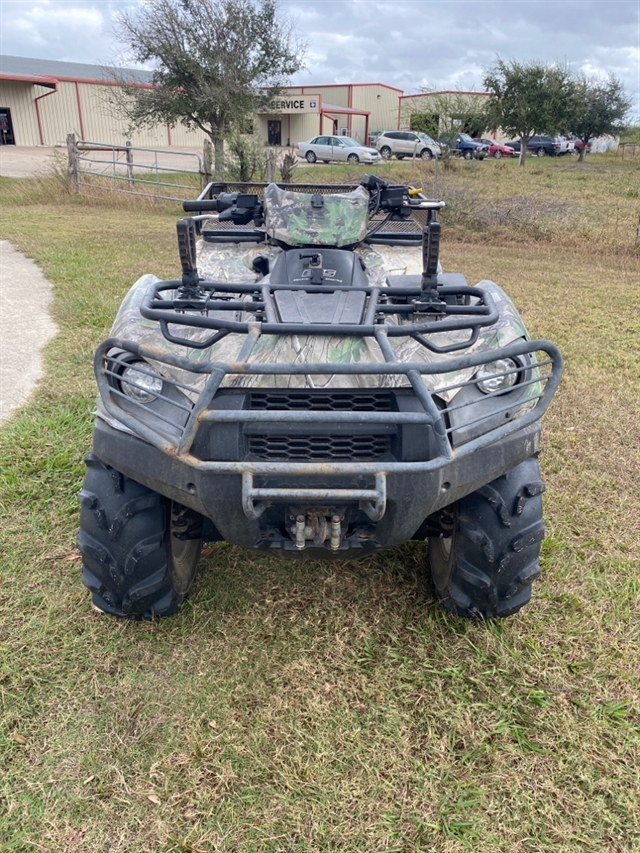 2016 Kawasaki Brute Force 750 4x4i EPS Camo at Dale's Fun Center, Victoria, TX 77904