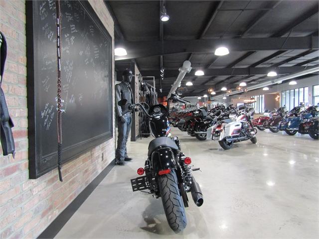 2021 Harley-Davidson Street XL 1200NS Iron 1200 at Cox's Double Eagle Harley-Davidson