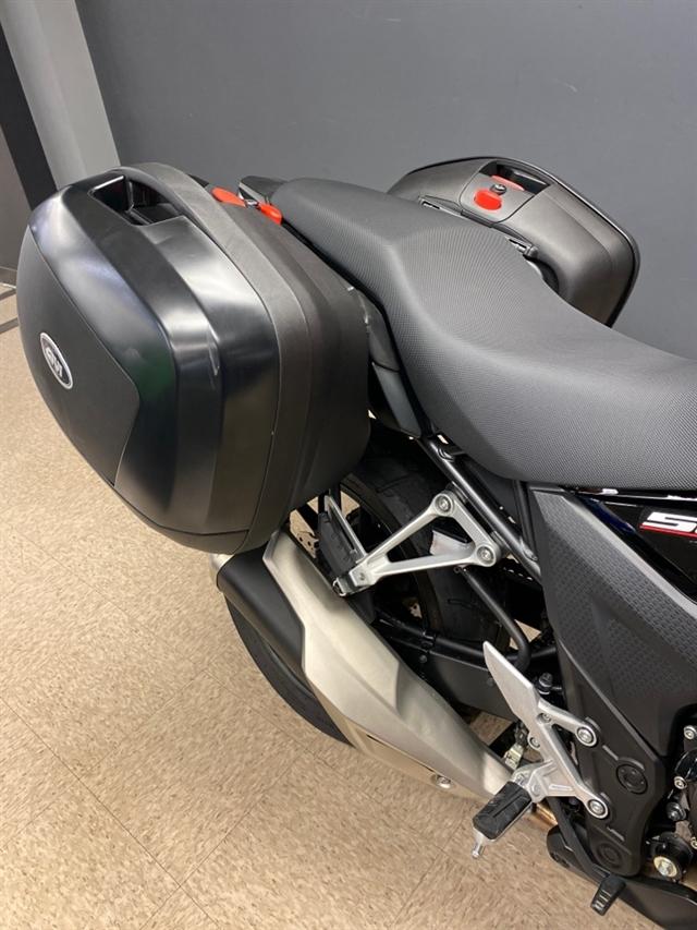 2017 Honda CB500X Base at Sloans Motorcycle ATV, Murfreesboro, TN, 37129
