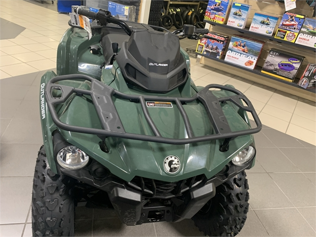 2021 Can-Am Outlander 450 at Star City Motor Sports