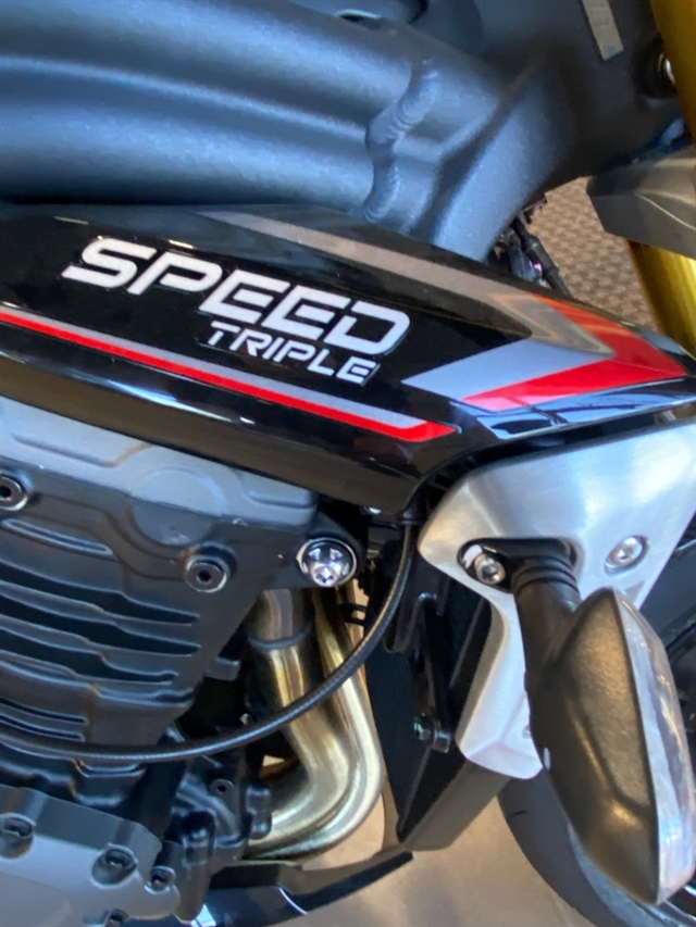 2022 Triumph Speed Triple 1200 RS at Frontline Eurosports