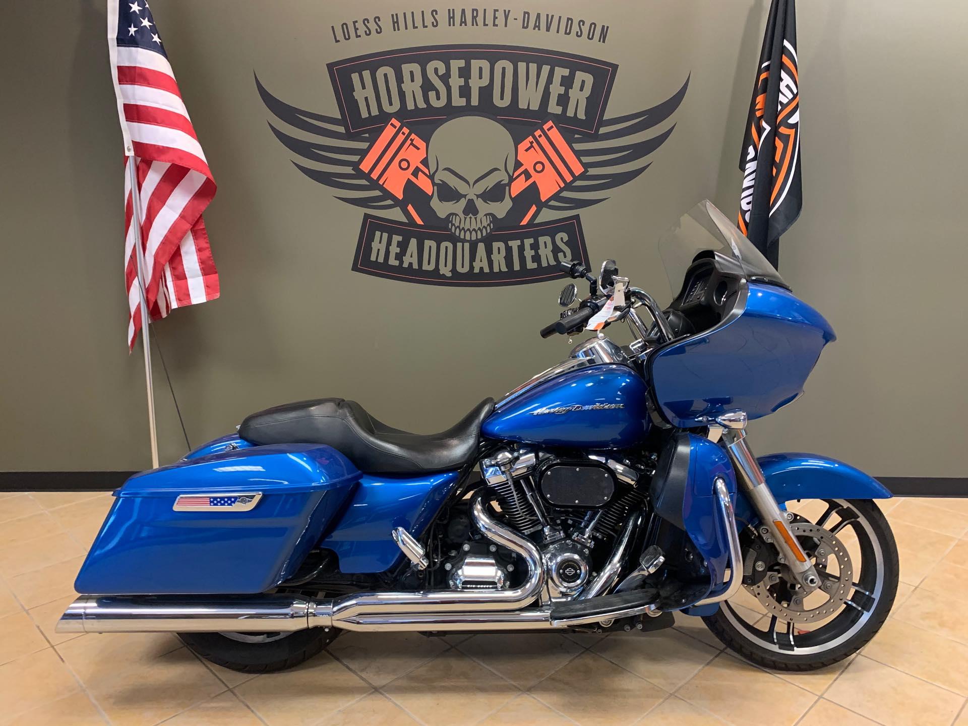 2017 Harley-Davidson Road Glide Base at Loess Hills Harley-Davidson