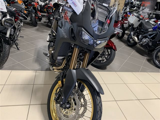 2019 Honda Africa Twin CRF1000L DCT DCT at Star City Motor Sports