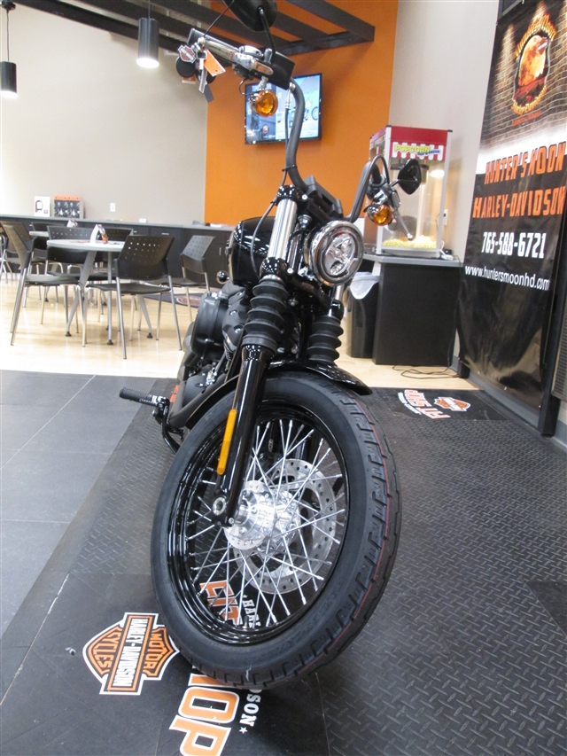 2019 Harley-Davidson Softail Street Bob at Hunter's Moon Harley-Davidson®, Lafayette, IN 47905