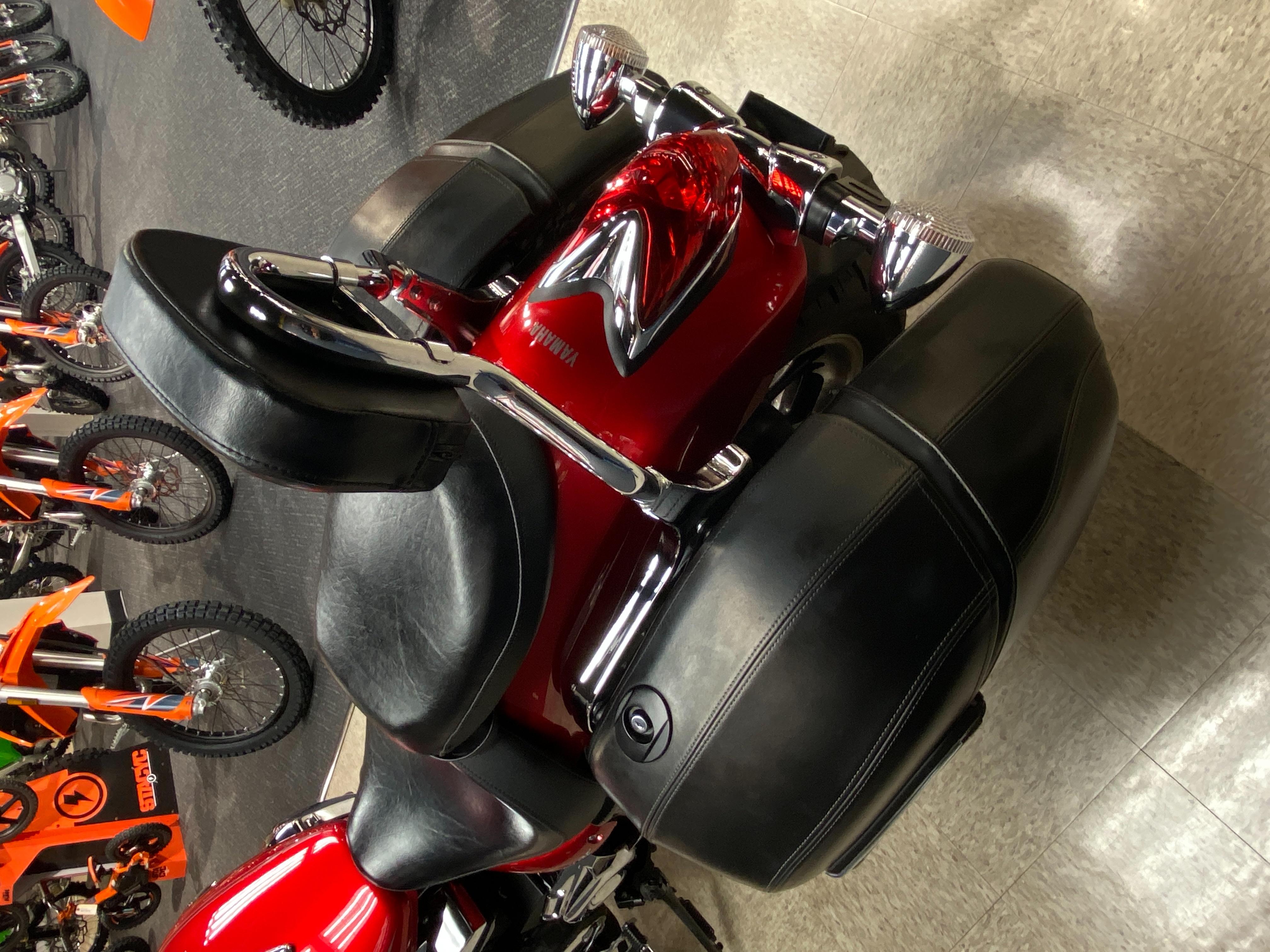 2013 Yamaha V Star 950 Tourer at Sloans Motorcycle ATV, Murfreesboro, TN, 37129