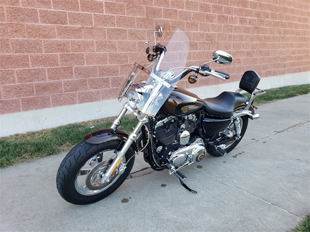 2013 Harley-Davidson Sportster 1200 Custom 110th Anniversary Edition at Legacy Harley-Davidson