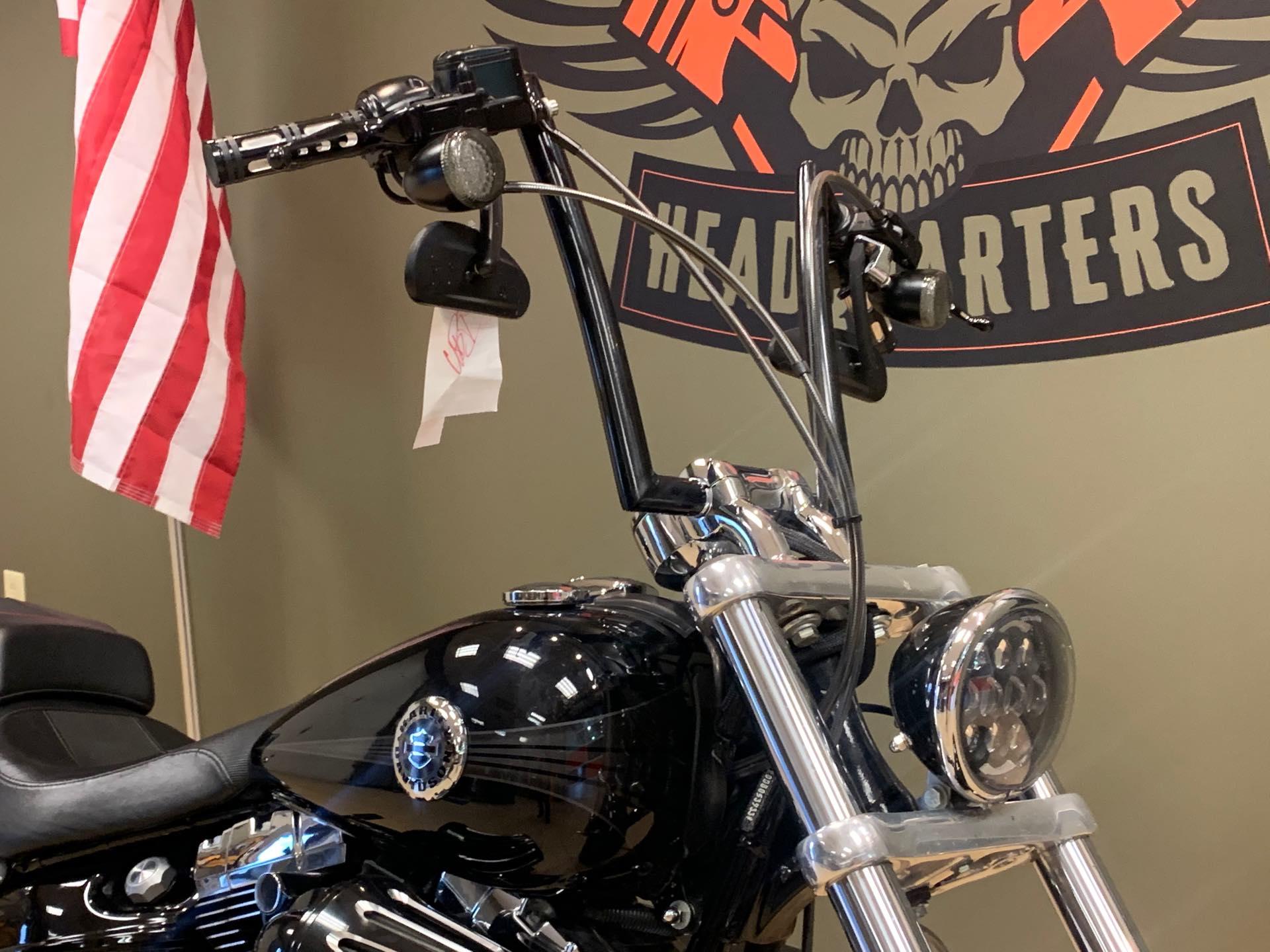 2013 Harley-Davidson Softail Breakout at Loess Hills Harley-Davidson