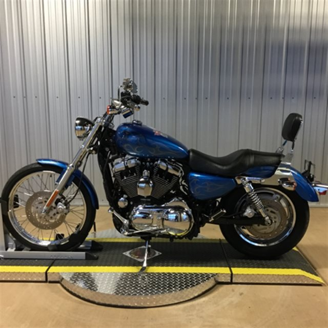 2009 Harley-Davidson Sportster 1200 Custom at Calumet Harley-Davidson®, Munster, IN 46321