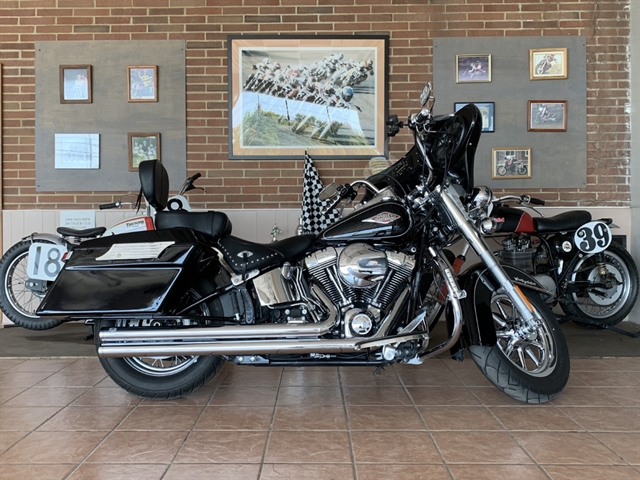 2013 Harley-Davidson Softail Heritage Softail Classic at South East Harley-Davidson