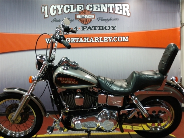 1997 Harley-Davidson FXDL DYNA LOW RID at #1 Cycle Center Harley-Davidson