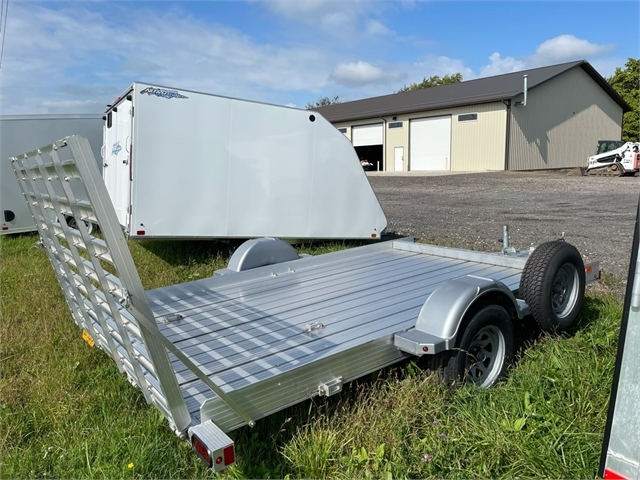 2020 Triton Trailers Trailers AUT1282 at Hebeler Sales & Service, Lockport, NY 14094