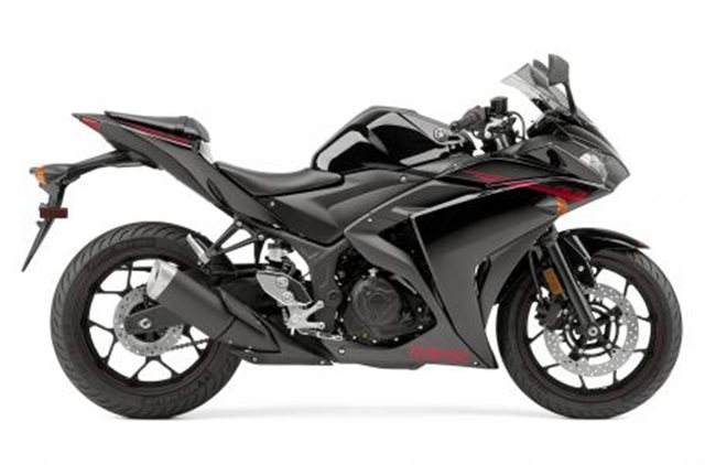 2015 Yamaha YZF R3 at Pete's Cycle Co., Severna Park, MD 21146