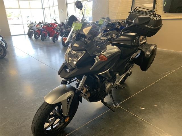 2012 Honda NC700X Base at Star City Motor Sports