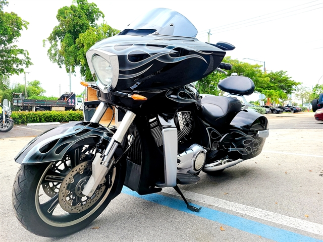 2013 Victory Cross Country Base at Fort Lauderdale