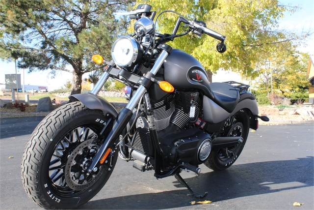 2015 Victory Gunner Base at Aces Motorcycles - Fort Collins