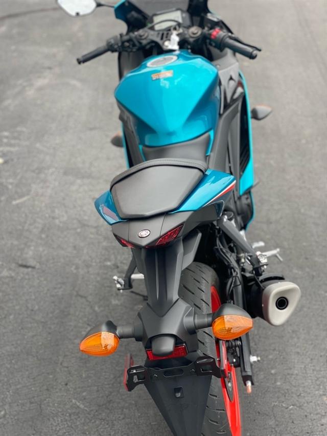 2021 Yamaha YZF R3 at Thunder Harley-Davidson