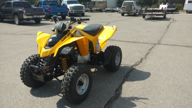 2018 Can-Am DS 250 $100/month at Power World Sports, Granby, CO 80446