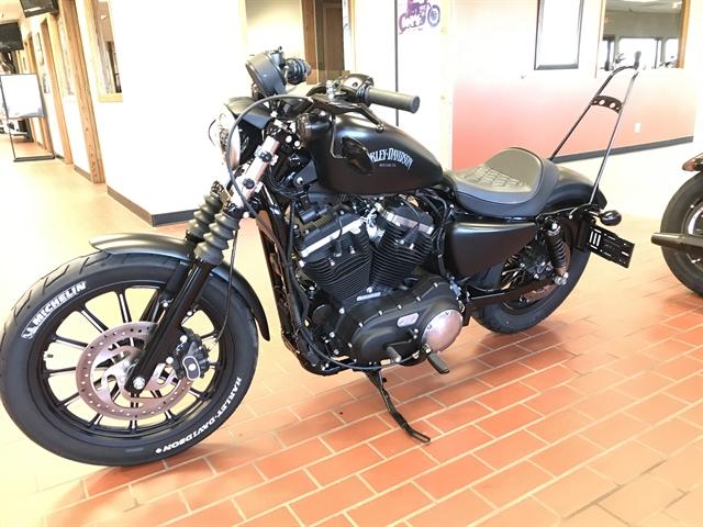 2015 Harley-Davidson Sportster Iron 883 at Rooster's Harley Davidson