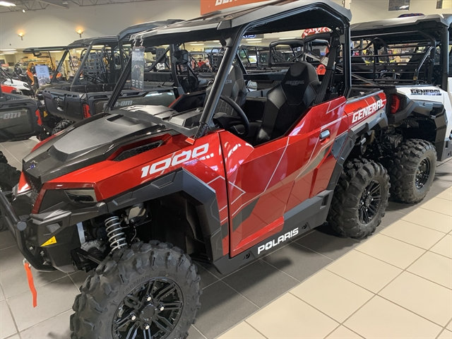 2020 Polaris GENERAL 1000 DELUXE 1000 Deluxe at Star City Motor Sports