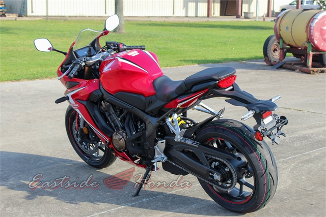 2020 Honda CBR650R ABS at Eastside Honda