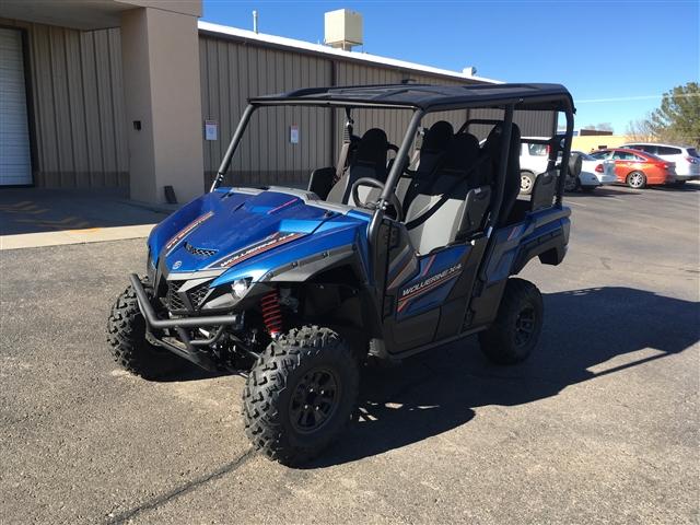 2019 Yamaha Wolverine X4 SE at Champion Motorsports, Roswell, NM 88201