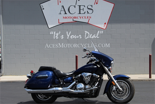 2013 Yamaha V Star 1300 Deluxe at Aces Motorcycles - Fort Collins