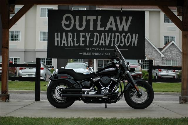 2019 Harley-Davidson Softail Slim at Outlaw Harley-Davidson
