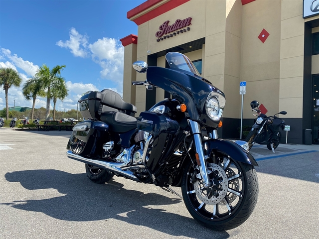 2021 Indian Roadmaster Roadmaster Limited at Fort Myers