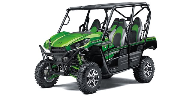 2018 Kawasaki Teryx4 LE at Thornton's Motorcycle - Versailles, IN