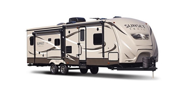 2015 CrossRoads Sunset Trail Super Lite ST250RB at Lee's Country RV