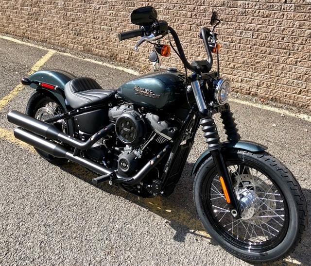 2020 Harley-Davidson Softail Street Bob at RG's Almost Heaven Harley-Davidson, Nutter Fort, WV 26301