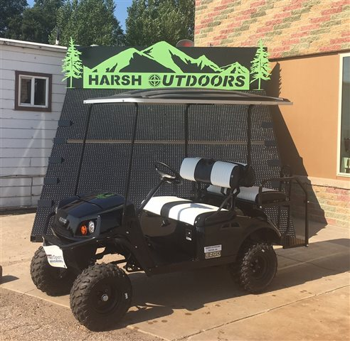 2017 E-Z-GO Express S4 Express S4 at Harsh Outdoors, Eaton, CO 80615