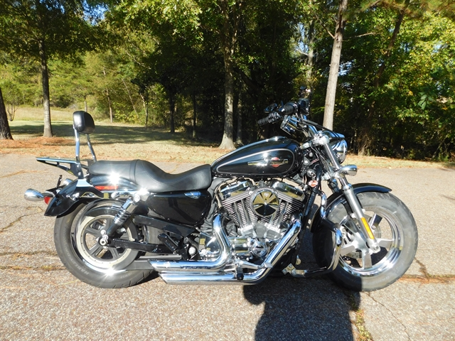 2012 Harley-Davidson Sportster 1200 Custom at Bumpus H-D of Collierville