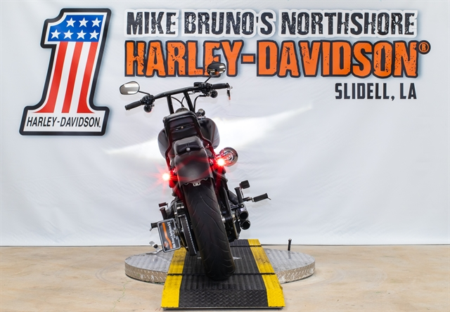 2013 Harley-Davidson Softail Blackline at Mike Bruno's Northshore Harley-Davidson