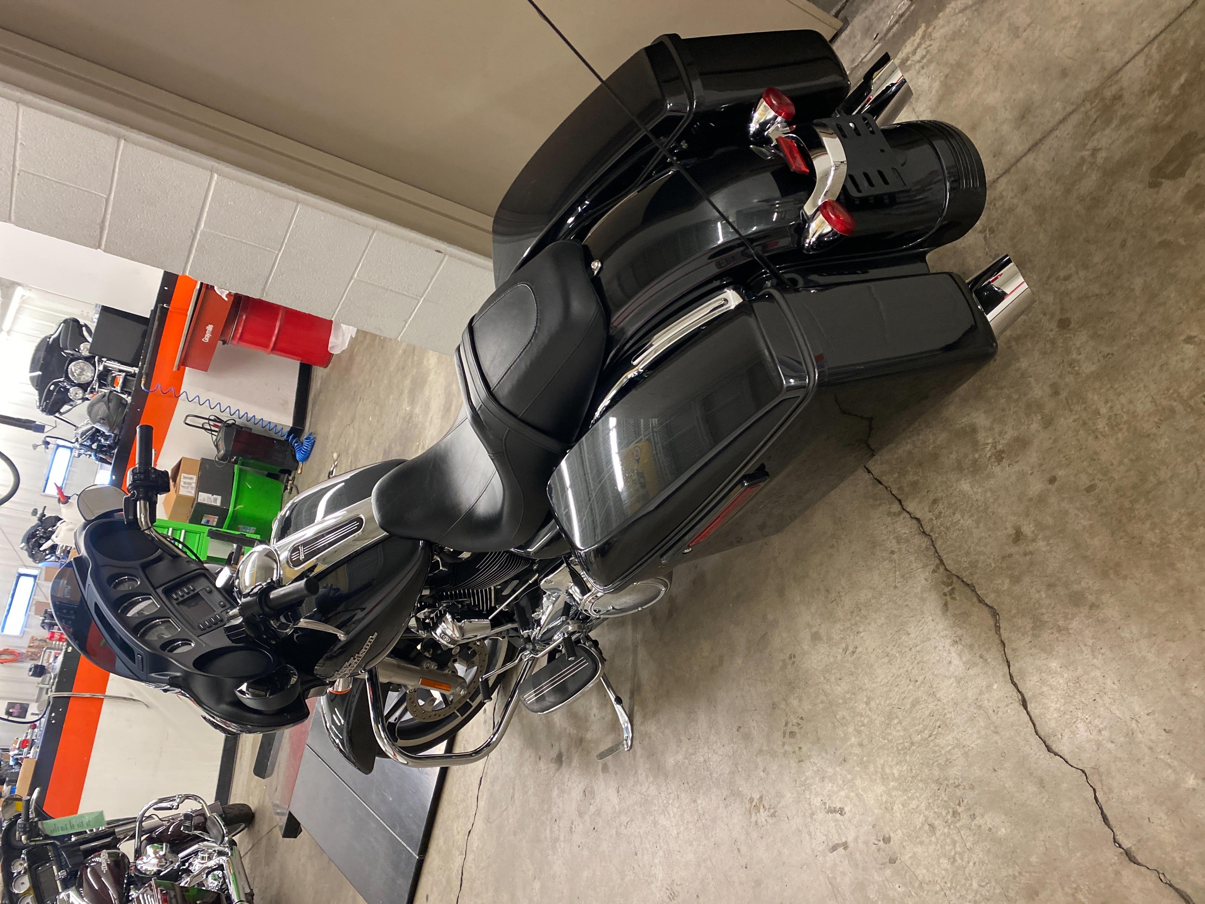 2018 Harley-Davidson Street Glide Base at Outpost Harley-Davidson