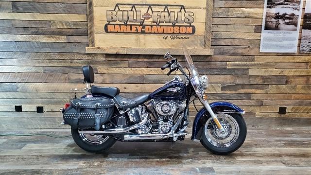 2014 Harley-Davidson Softail Heritage Softail Classic at Bull Falls Harley-Davidson
