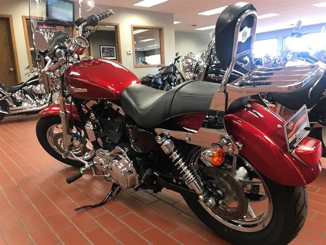 2013 Harley-Davidson Sportster 1200 Custom at Rooster's Harley Davidson