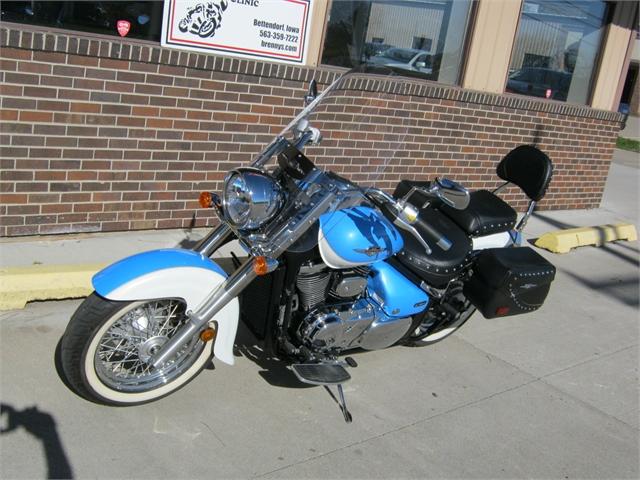 2009 Suzuki Boulevard C50T at Brenny's Motorcycle Clinic, Bettendorf, IA 52722