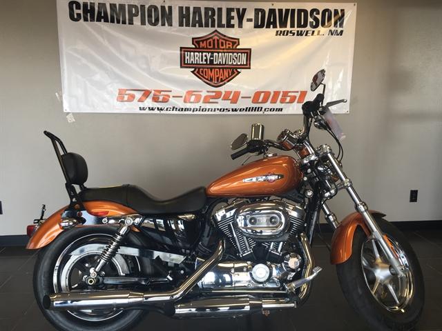 2015 Harley-Davidson Sportster 1200 Custom at Champion Harley-Davidson